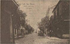 Av. San Martín Cdra. 07
