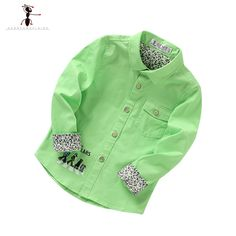 Turn-down Collar Full Length Casual Cotton White Green Yellow Solid Children Boys Shirts Blouse Clothes 2003 Cheap Shirts, Boys Shirts, Kids Wear, Children Wear, Kurta Designs Women, Kids Boys, Shirt Blouses, Kids Outfits, Kids Fashion