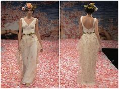 Claire Pettibone Wedding Dress Collection Fall 2013