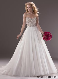 Large View of the Esme Bridal Gown