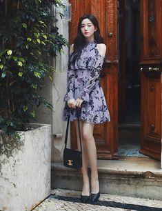 milkcocoa Korean Fashion Dress, Korean Outfits, Asian Fashion, Teen Fashion Outfits, Cute Fashion, Fashion Dresses, Party Fashion, Pretty Dresses, Beautiful Dresses