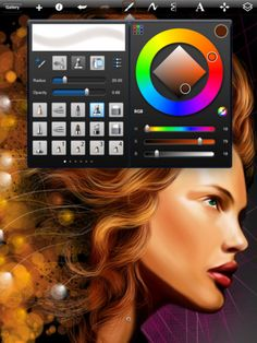 Application : SketchBook Pro for iPad 2.8 - http://www.ipadsadvisor.com/application-sketchbook-pro-for-ipad-2-8