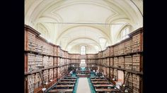 BBC - Culture - Franck Bohbot: Photos of beautiful libraries: Biblioteca Angelica, Rome