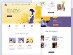We have been working closely with the wonderful team at YourDost on a full redesign of their web experience. YD is a platform for fostering mental wellness by providing online counselling and emoti...