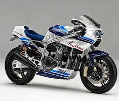 Suzuki GSX-R la bestia di Hamamatsu si rifà il look Gsx Suzuki, Motos Suzuki, Suzuki Bikes, Suzuki Cafe Racer, Suzuki Motorcycle, Cafe Racer Bikes, Moto Bike, Cafe Racer Motorcycle, Tracker Motorcycle