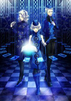 women from the persona series :D Video Game Characters, Anime Characters, Persona 3 Portable, Manga, Velvet Room, Blue Velvet, Shin Megami Tensei Persona, Akira Kurusu, Comics