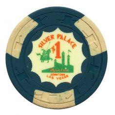 1960s-1970s Poker Chips