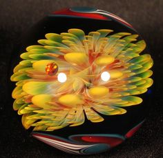 BORO GLASS MARBLE (MARBLES) ROUTE 66 GLASS WORKS - RICHARD HOLLINGSHEAD II #ROUTE66GLASSWORKS #Glass