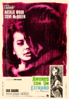 "Amores con extraño (1963) ""Love with the Proper Stranger"" de Robert Mulligan - tt0057263"
