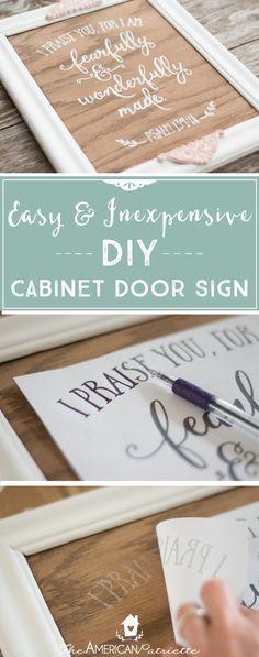 196 Best Cabinet Door Crafts Images On Pinterest | Cabinet Doors, Cupboard  Doors And Wardrobe Doors