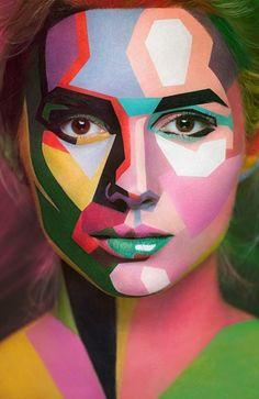 Photographer Alexander Khokhlov Make-up artist Valeriya Kutsan