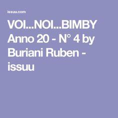 VOI...NOI...BIMBY Anno 20 - N° 4 by Buriani Ruben - issuu