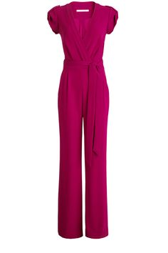 Purdy Jumpsuit by Diane von Furstenberg for $75 | Rent The Runway
