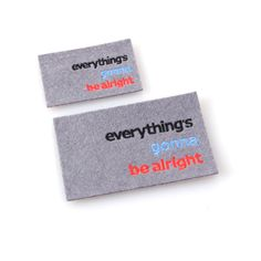 High Quality Felt Embroidery Patch_Garmenthangtags|Pvclabels|Woven Labels|Fabric Labels-Sinicline