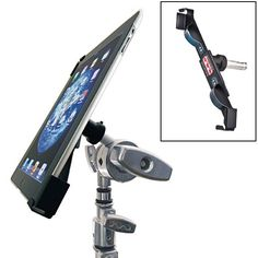 Matthews Universal Tablet Mount (MUT) - Basic Kit Great for production crews and people looking to have a mounting unit that will work with future devices.