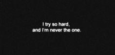 i'll never be good enough..