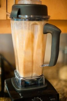 hot apple cider in the Vitamix! Use code 06-006499 for free shipping at Vitamix.com