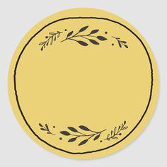 Shop Jar / Spice Blank Sticker Label III created by mistyqe. Blank Labels, Jar Labels, Logo Sticker, Sticker Design, Jar Packaging, Packaging Ideas, Digital Art Beginner, Bakery Business Cards, Abstract Iphone Wallpaper