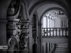 Dark and light - Pinned by Mak Khalaf Every soul has two sides dark and bright ! City and Architecture darkdistressfearlightshadow by loureirogc