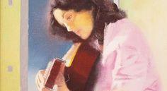 Resultado de imagen de pascual berniz pintor Violin, Music Instruments, Musical Instruments