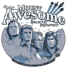 Mt. Awesome ---- can someone explain who the third person is? Don't recognize him....