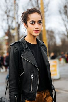 The Raddest Beauty Trends Coming Out Of Paris Right Now+#refinery29