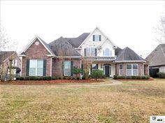 New home for sale! 2960 Deborah Drive Monroe Louisiana 71201