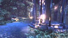 UE4 Project: Alice in Wonderland
