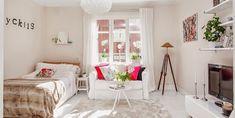 O primeiro apartamento: decoração com carinho e pequeno investimento. Blog Achados de Decoração