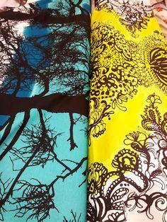 Vallila, Kelohonka & Mandariini   Vallila Interior's curtain/fabric