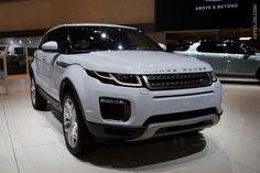 2016 Range Rover Evoque #Evoque #Land_Rover #Geneva_2015