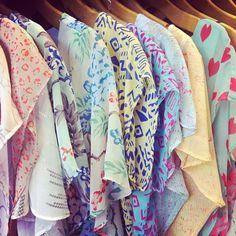 Feminine Print Dresses <3