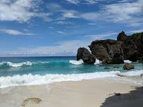 Greta Beach Christmas Island Australia Go Australia New Guinea