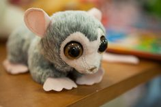 Tarsier mini stuff animal by Aurora located in Sierra Gifts at The Shops at Renown. 982-4167.
