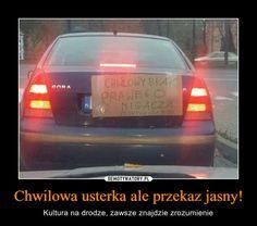 Polish Memes, Wtf Funny, Man Humor, Good Mood, Best Memes, Poland, Haha, How To Plan, Quotes