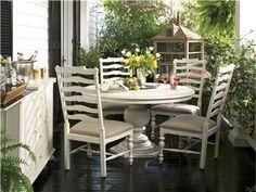 Paula Deen Home | Paula Deen Home | Round Pedestal Table | 996655