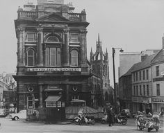 Tor941, Bigg Market, Newcastle upon Tyne by Newcastle Libraries, via Flickr