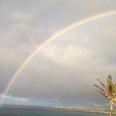 Paradise rainbow