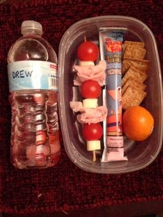Cup of Judy: Healthy Kid Friendly Dinners To Go!