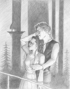 HAN AND LEIA, HAN AND LEIA, HAN AND LEIA. hoth leia. a post from my tumblr: han & leia © not me