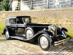 Rolls-Royce Phantom II Cabriolet de Ville by Saoutchik '1930