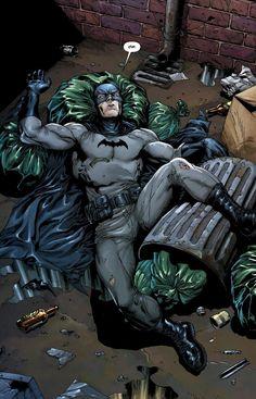 Batman by Gary Frank