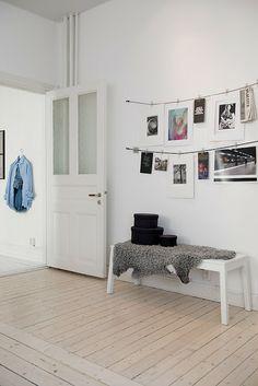 my scandinavian home: Fresh inspiration from a Gothenburg apartment