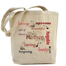 I am Mother... Tote Bag