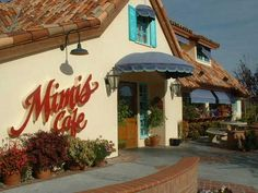 Mimis Cafe... Every dish is Delish!