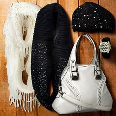 Take a look at the Crave Contrast: Black & White event on zulily today!