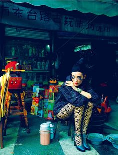 jia jing by steven cheung for harper's bazaar hong kong september 2012
