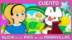 Alicia En El Pais De Las Maravillas | Cuentos Infantiles en Español | Cu...