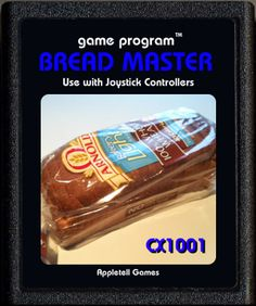 RetroLabel 2600: An app that makes it look like your photos were used to label games for  Atari 2600 game console.