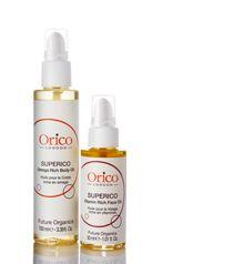 Superico organic beauty Oils.